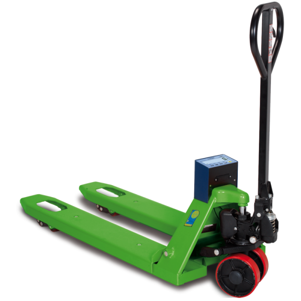 TPWN09 NETWORK SERIES PALLET TRUCK SCALE