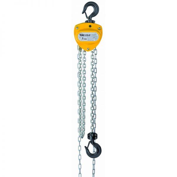 VS Series Medium Duty Hand Chain Hoists