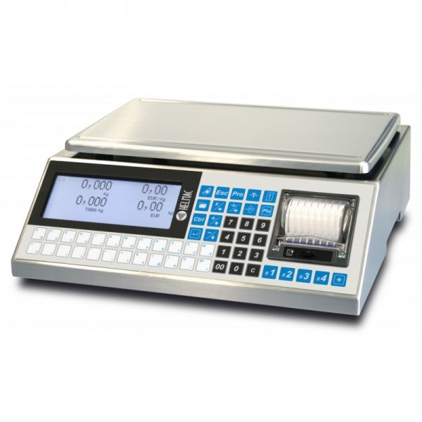 GPE Series Stainless Electronic Retail Scales
