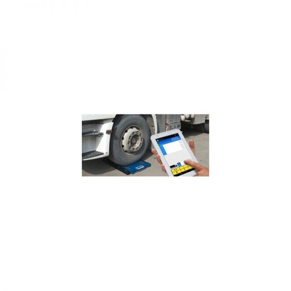 WWSERF Wireless Wheel Weighing Platforms