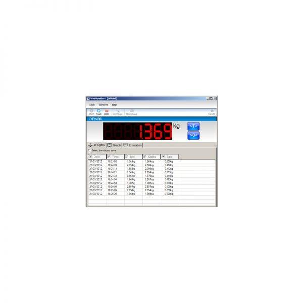 SWM WeiMonitor Software
