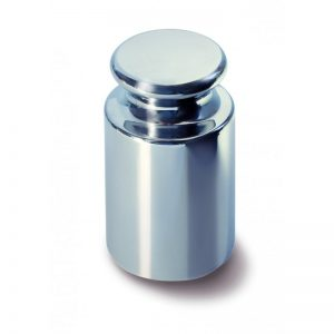 1Kg Stainless Steel Cylindrical Calibration Weight