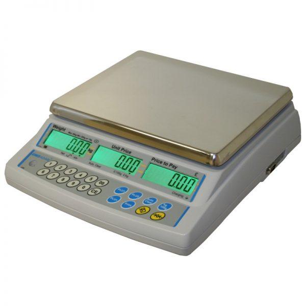 AZextra Price Computing Retail Scales