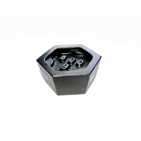500g Iron Hexagonal Calibration Test Weight