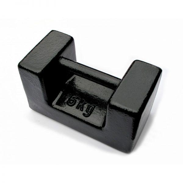 5Kg Iron Bar Calibration Test Weight
