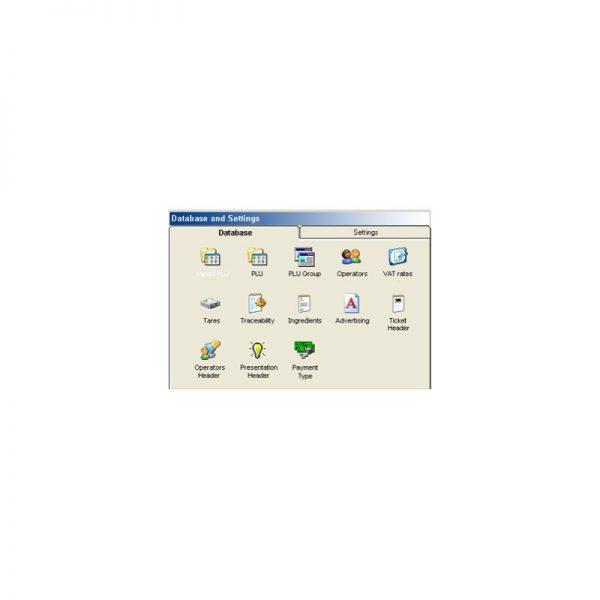 HSM Helmac Scale Management Application Software