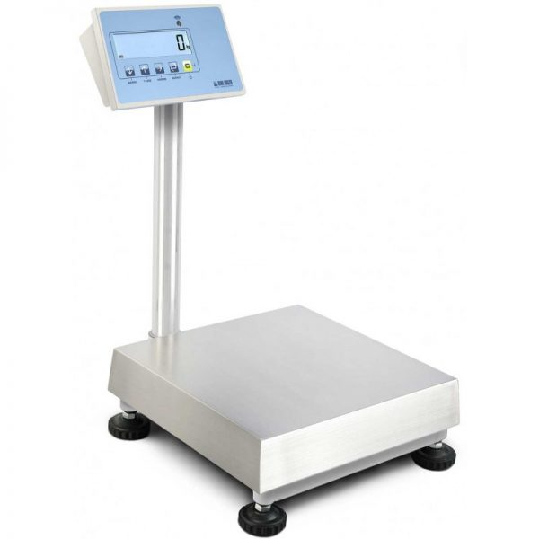 WET-I Series INOX Stainless Floor and Bench Scales