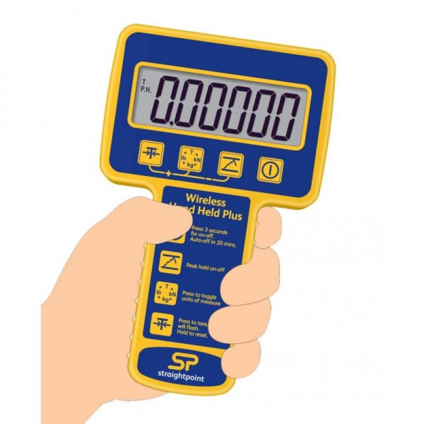 HHP Handheld Plus Weight Indicator