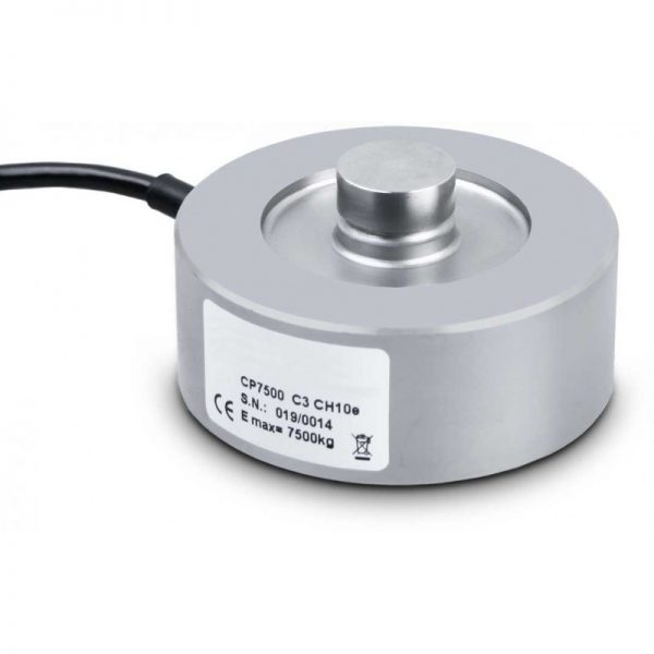 CPX Series Low Profile Compression Load Cell