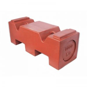 1000Kg Calibration Block Weight