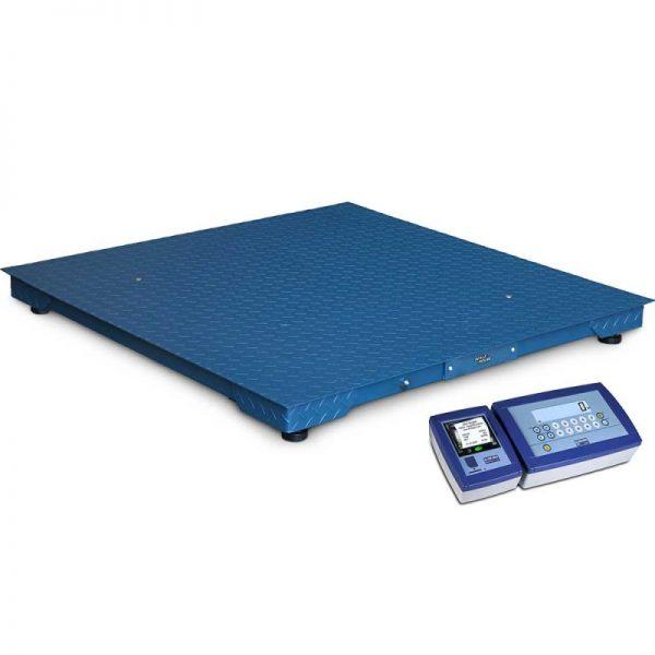 WEFLBK1500 Pallet Platform Scale with Integrated Printer