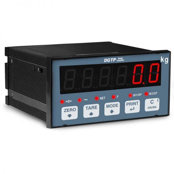 DGTP Panel Mount Weight Indicator/Transmitter