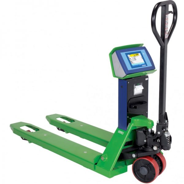 TPWET Pallet Truck Scale with Touch Screen Interface