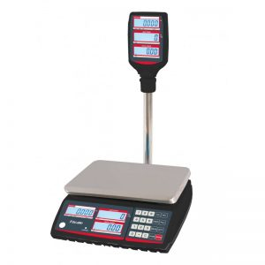 WSP Series EC Approved Price Computing Scale with Pole Display