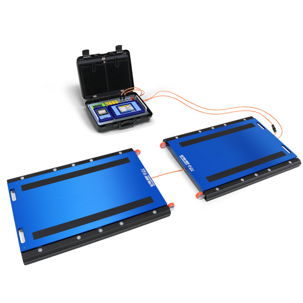 WWSK Series Mobile Axle Weighing Scale Kit