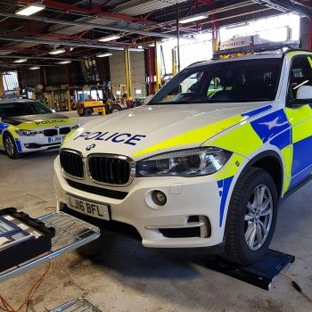 Police Force Setting the Example with Vehicle Weighing Solution