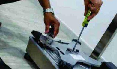 Scale Repair Service